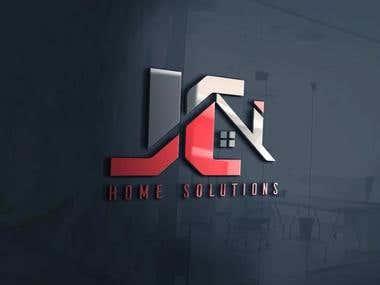 Logo Design 3D Mock-up