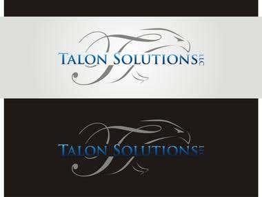 Talon solution Logo