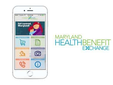 Maryland Health Benefit Exchange (MHBE) Mobile Platform