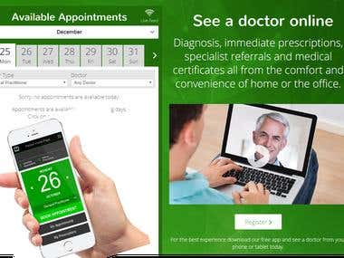 GP2U Telehealth-Online Doctors
