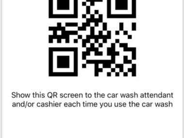 Bubble Car wash