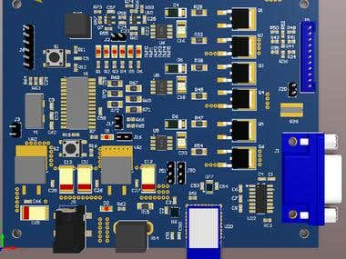 Bluetooth BLDC motor controller