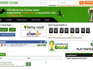 Sports Fantasy Games