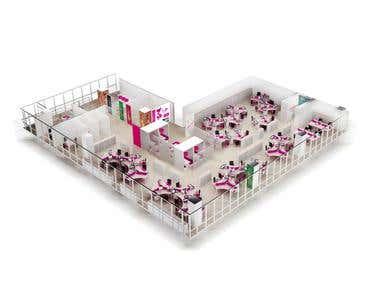 Interior Design - Corporate