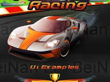 Exciting Car Racing Game