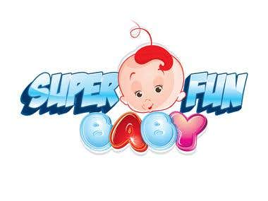 Super Fun Baby logo