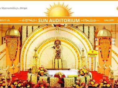 Sun Auditorium