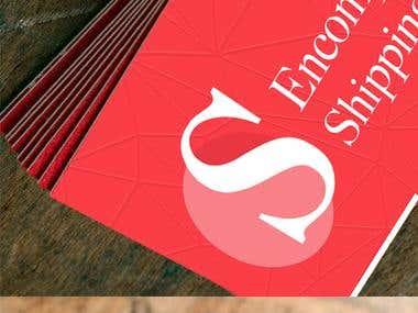 E Compass Brand Identity