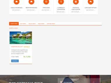 Travel Portal B2B & B2C