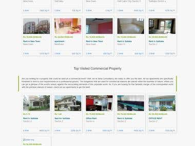 Real Estate Portal