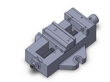 Engineering Drawing - 3D modeling