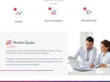 Gutbit Diseño Web WORDPRESS