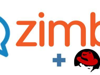 Zimbra and roundcube Email Server on Linux