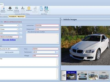 Automotive Shop Software