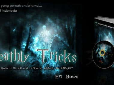 the deathly tricks banner