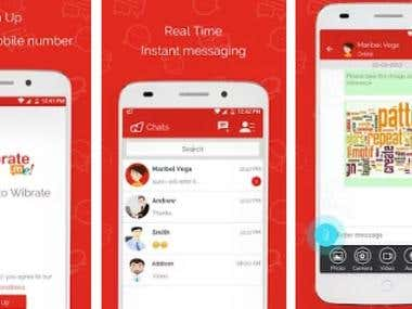 It's Local Chat Application