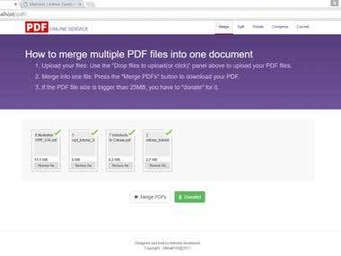 Online PDF Management Tools