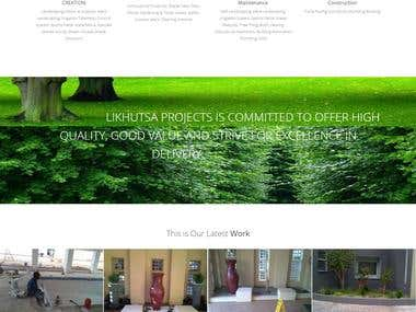 Likhutsa Projects is committed to offer high quality