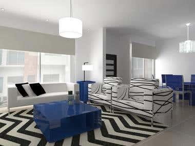 Diseño de casa minimalista
