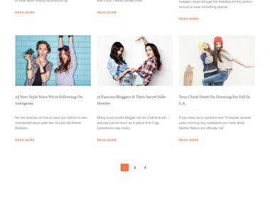 Jeansmeup shopping web site