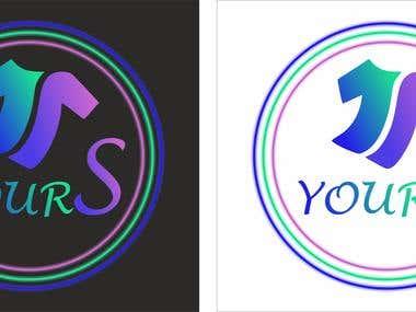 logo, visit card