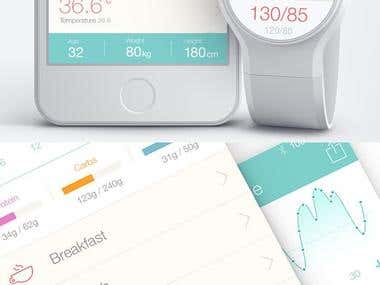 Health monitoring system