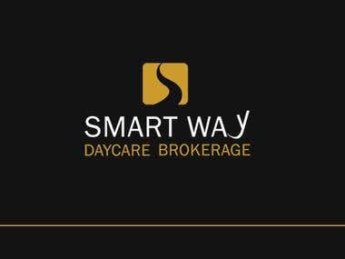 Smartway corporate identity package designed