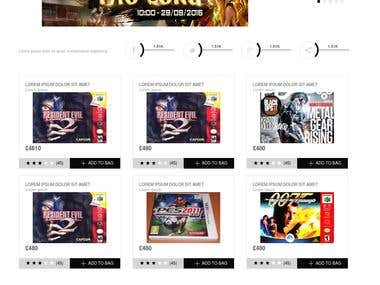 Online Game Selling