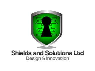 Logo for conest Shields and solutions