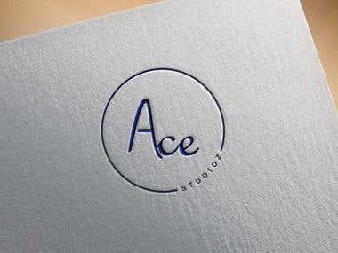 Ace Studioz - Logo Design