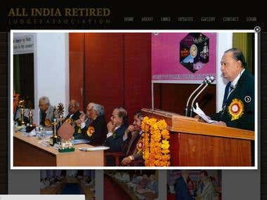 All India Retired Judges Association
