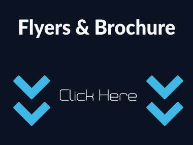 Flyers & Brochure