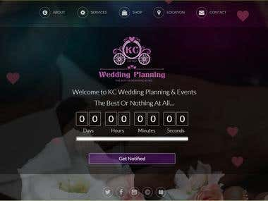 KC Wedding & Event Planning