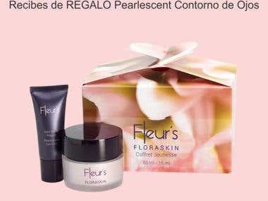 Publicidad Promocional Fleur's