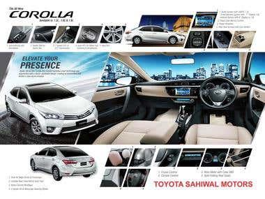 Toyota Sahwial Motors