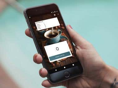 Coffee Helper App