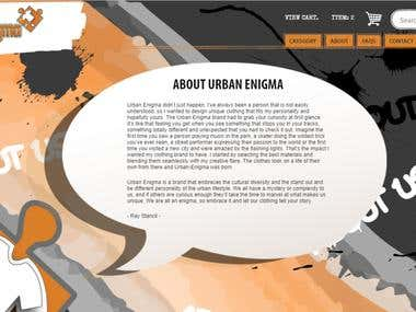 Urban Enigma