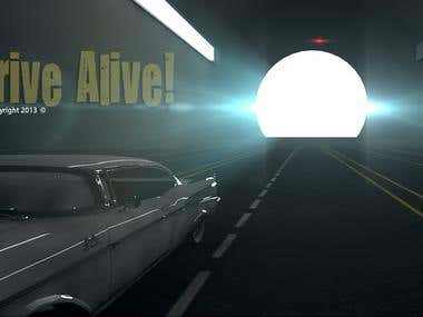 Arrive Alive Promo
