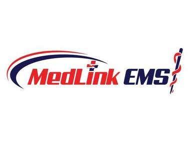 EMS logo design
