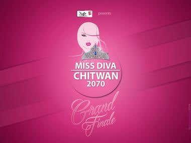 Miss Diva Chitwan 2070 (Backdrop)