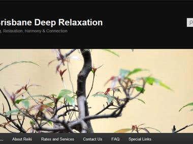 Reiki Deep Relaxation
