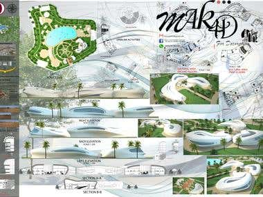 Projects for architecture students of my design
