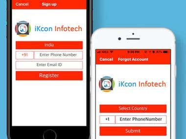 iKcon VoIP Dialer for Android & iOS