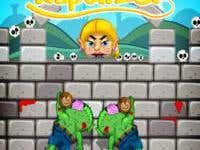 Ugly Rapunzel: A Hero Zombie Saga