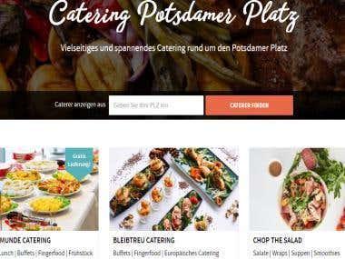 Caterwings - Beschreibung Caterer - Artikel zu Städtebezirke