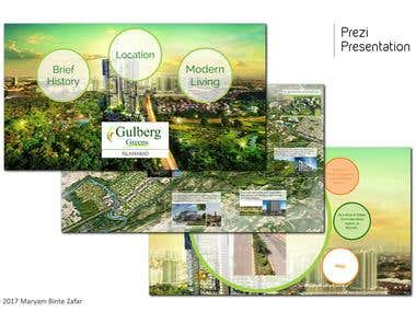 Presentation Design - PowerPoint and Prezi