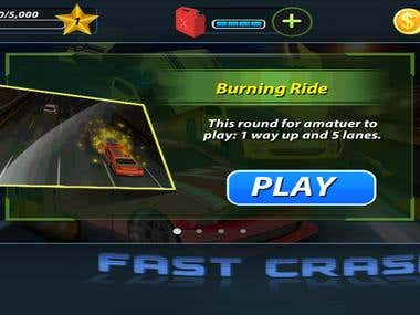 Fast Crash Race !