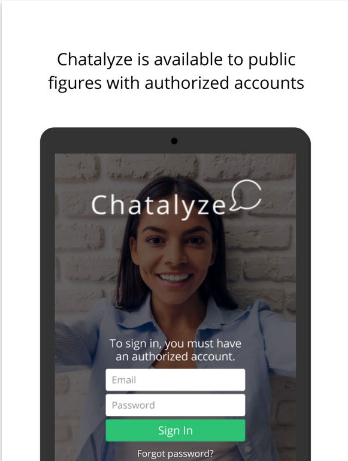 Chatalyze Tools | Mobile App