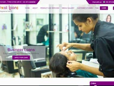 MVC - Website Development :- Prestloans.com
