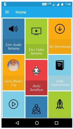 Spiritual Audio Video App